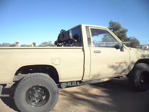 1987 toyota 4x4 lift kit