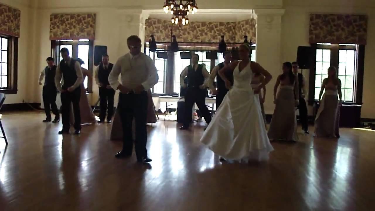 Michael Jackson Wedding Party Dance  Ireland Wedding