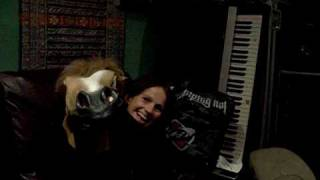 Sharon Shannon with Howya Horse