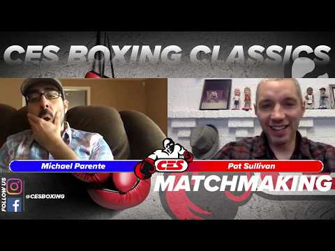 CES Boxing Classics Episode #1: Matchmaking