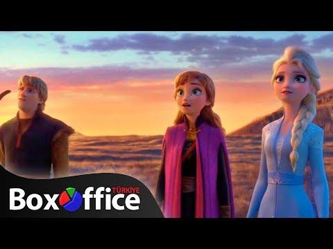 Karlar Ülkesi 2 | Frozen 2   Dublajlı Fragman 2