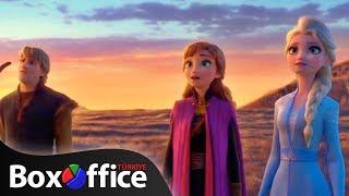 Karlar Ülkesi 2   Frozen 2   Dublajlı Fragman 2