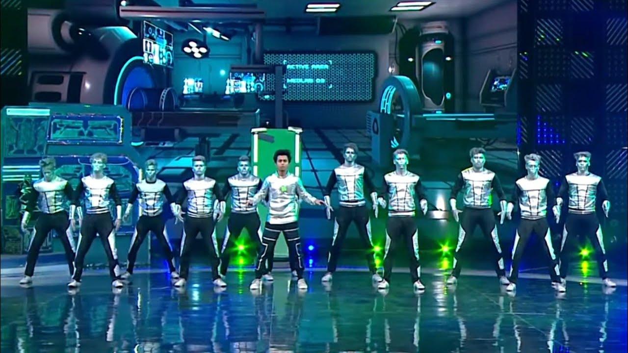 Kings United Robotic Dance Champions 26 November Youtube