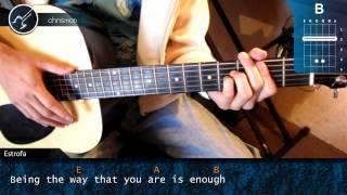 "Cómo tocar ""What Makes You Beautiful"" de One Direction en Guitarra (HD) Tutorial - Christianvib"