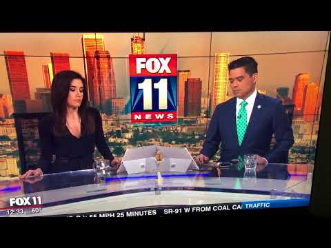 Earthquake in Los Angeles 4/5/2018
