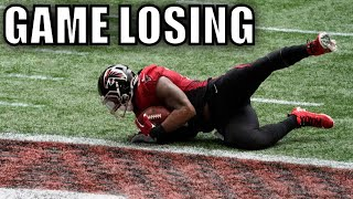 NFL Worst Game Losing Mistakes