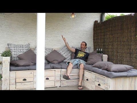 Mach doch mal #Eine Paletten Lounge 3