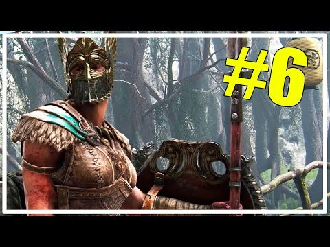 В тылу врага [Кампания For Honor #6]