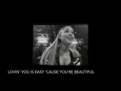 Ariana Grande - Lovin' You By Minnie Riperton (Lullaby Friday) With Lyrics