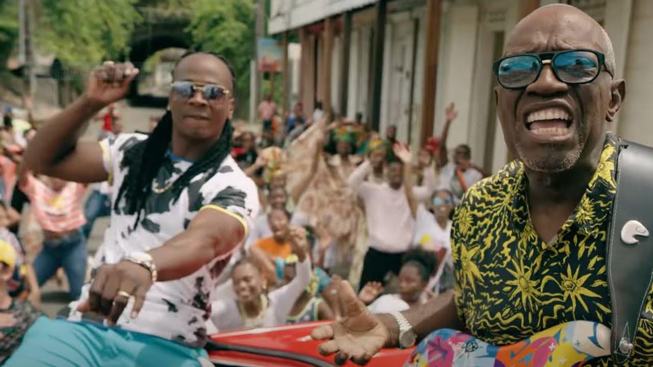 Clip : Admiral T Ft. Jacob Desvarieux - Chat Ka Tété Rat