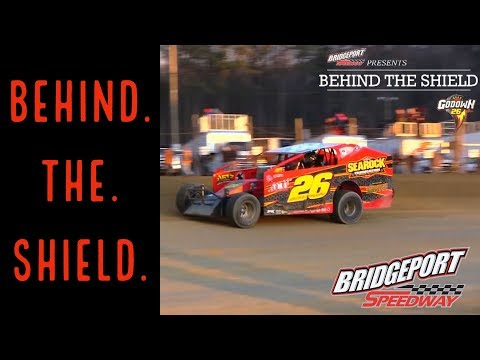 We went Behind the Shield with Race Car Driver Ryan Godown