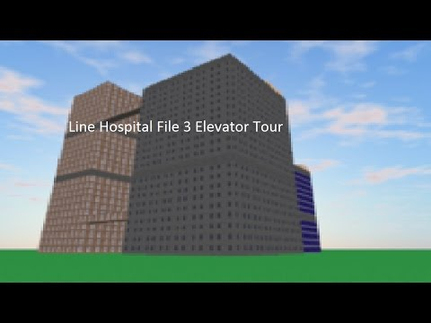 Tour of the Elevators @ Line Hospital File 3