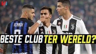 Juventus Wil De Beste Club Ter Wereld Worden Met De Aanval Ronaldo, Icardi, Dybala