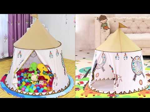 7 Детский домик палатка с Алиэкспресс AliExpress Playhouse Крутые товары для детей из Китая