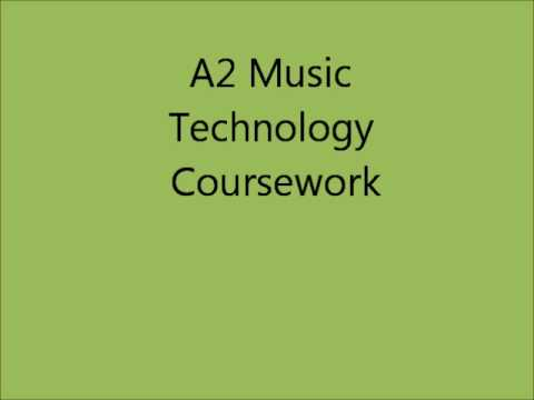 A2 Music Technology Coursework - Recording 2011