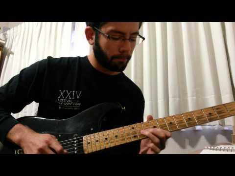 Gramatik - Just Jammin (guitar cover)