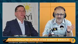 Lütfü Türkkan: Süleyman Soylu'nun akibeti çözüm sürecinin Beşir Atalay'ı gibi olacaktır