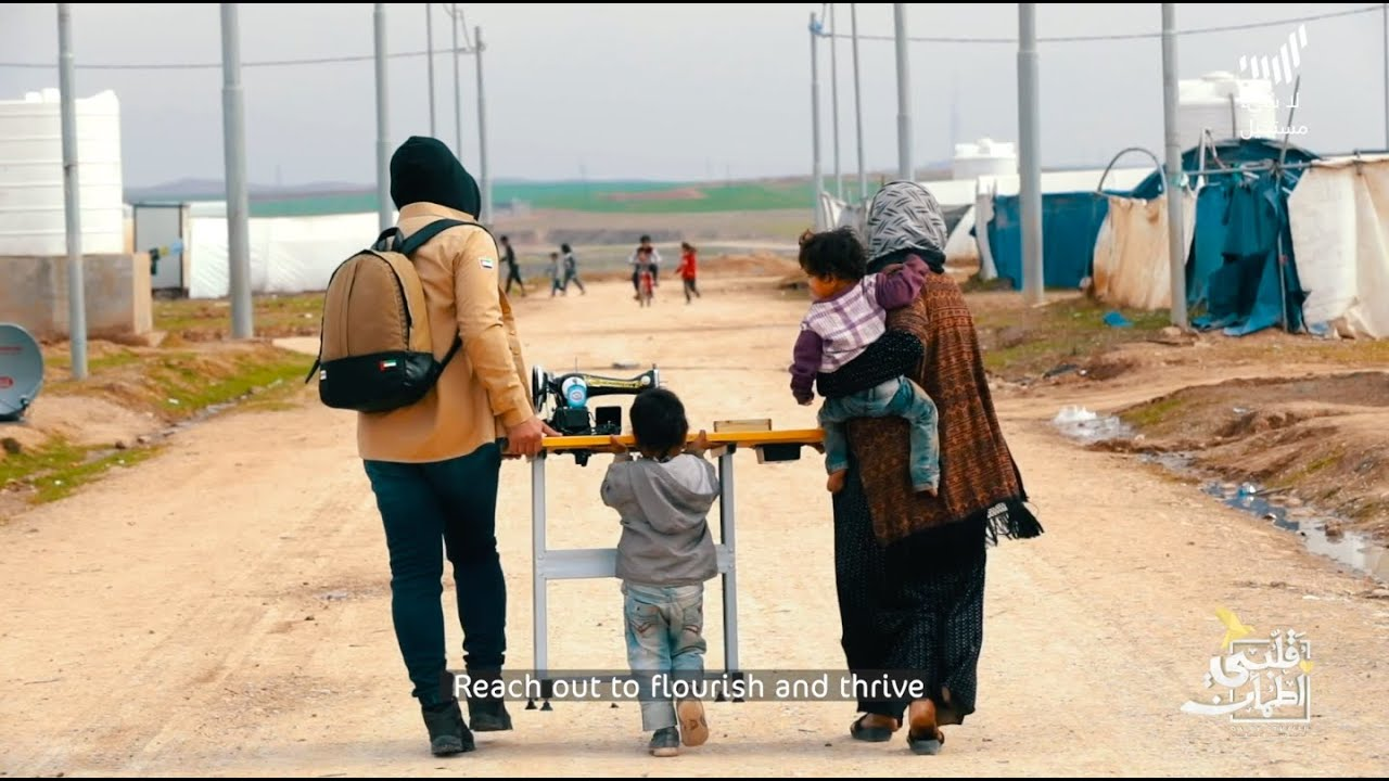 برنامج قلبي اطمأن | الموسم الثالث | مبادرة 1,000 مشروع | قد حان الخير | محمد عساف