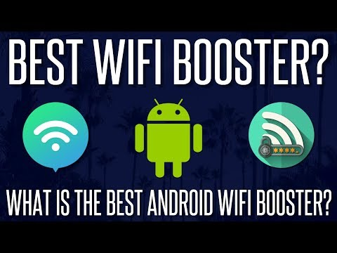 Best WiFi Booster? - What Is The Best WiFi Booster For Android