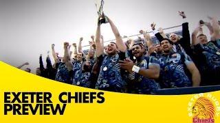 Aviva Premiership 2014/15 Team Preview: Exeter Chiefs
