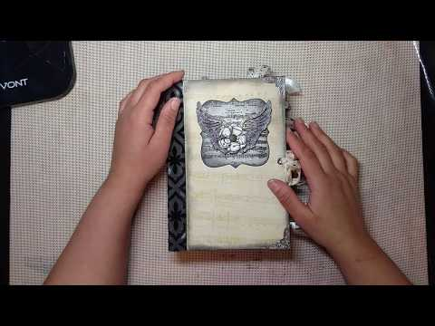 Melody - Junk Journal