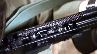Внутри АК-74