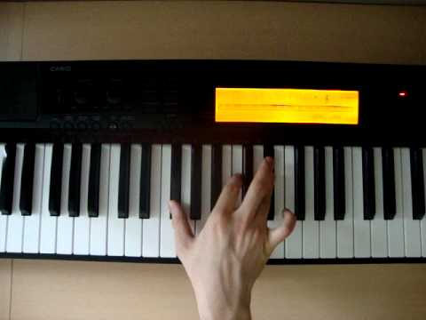 Cdim Piano Chords How To Play Youtube