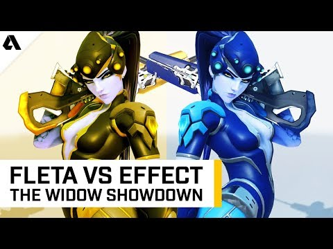 FLETA vs EFFECT | Deconstructing the Perfect Widowmaker in Seoul Dynasty vs Dallas Fuel OWL Week 1