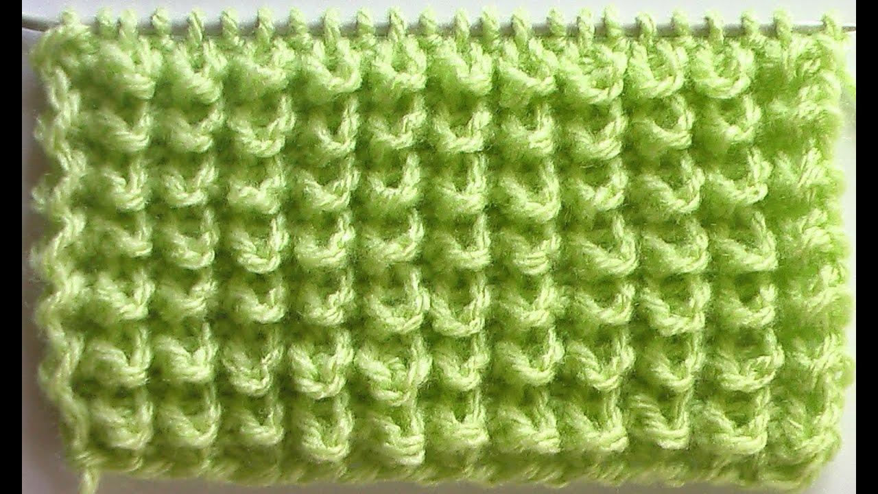 Узоры для вязания спицами пошагово 56
