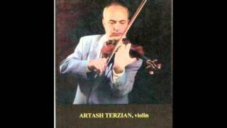 TEARS, violin-Artash Terzian piano-Zozefina Orfanidi//Traditional Armenian music     Αρτασ Τερζιαν