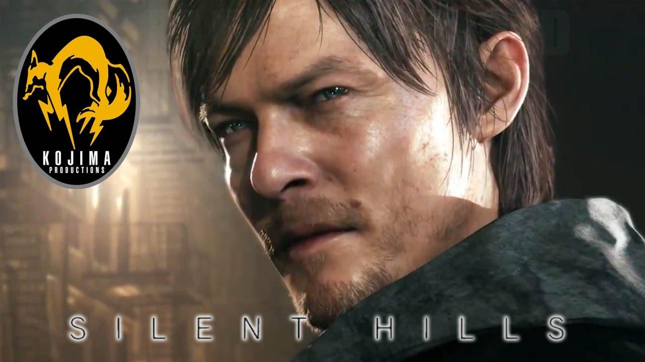 Silent Hills Ps4 Announce Trailer Gamescom 2014 True Hd