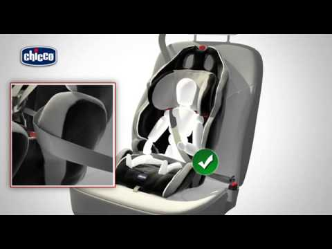 Chicco Neptune Group 1 2 3 9 36 Kg Installation Video