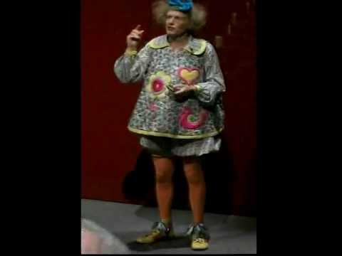 Grayson Perry at the British Museum - Foundation Art Conference 2012