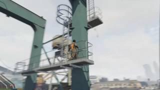 GTA 5 Trevor Liman Görevi