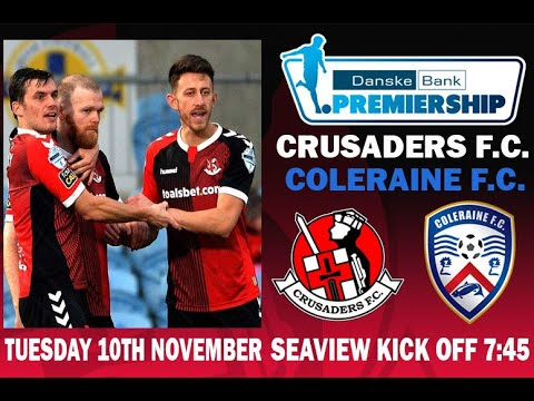 Crusaders Coleraine Goals And Highlights