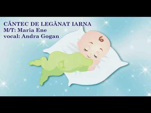Cântec de legănat iarna – Cantece pentru copii in limba romana