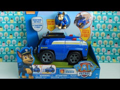 Fahrzeug Chase & Spy Cruiser PAW PATROL Action-Figur