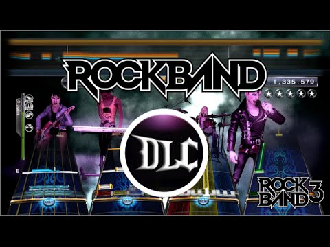 Rock Band 3 Gameplay of DLC Songs to Download Part 1