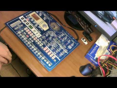 KORG ELECTRIBE MX EMX-1 First music