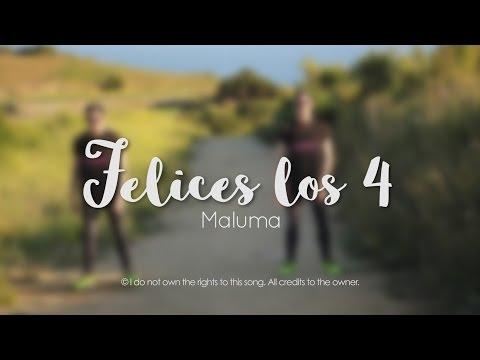 Felices Los 4 (Maluma) – ZUMBA Choreography – Jordi Vengohechea