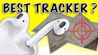Losing your expensive apple airpods is never fun. (https://amzn.to/2weymrp) do something about it before you lose them. let's see which bluetooth tracker is...