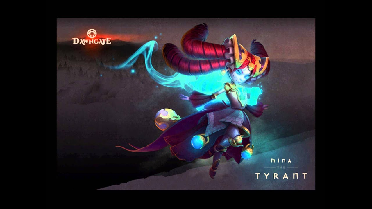 Attention Riot] Mina-The Tyrant(from Dawngate)