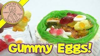 Easter Basket Gummy Fruit Cake, By Baren Treff Der Fruchtgummi Laden