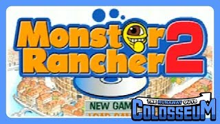The Runaway Guys Colosseum - Monster Rancher 2