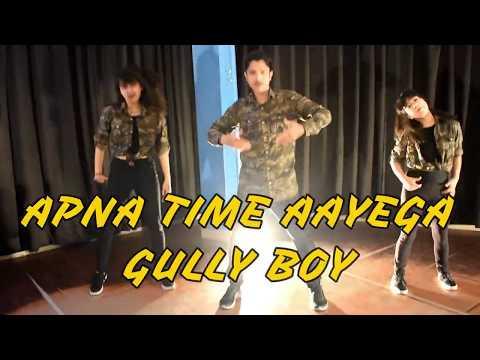APNA TIME AAYEGA | GULLY BOY | RANVEER SINGH | ALIA BHATT | DANCE | VINOD KHATIWADA | CHOREOGRAPHY |