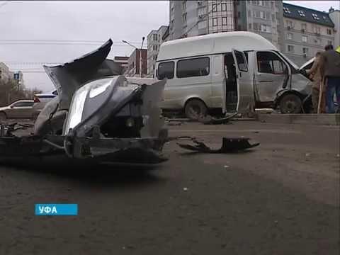 Число аварий с участием маршрутных автобусов продолжает расти