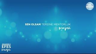 Tersine Mentorluk programımız Sen Olsam'ın mentorlara ne gibi katkıları oldu?