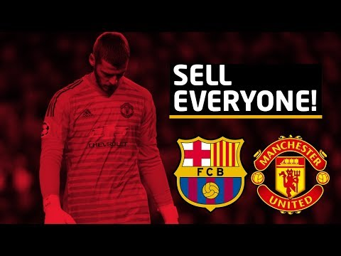 Sell Everyone! | Barcelona 3-0 Manchester United | United Review