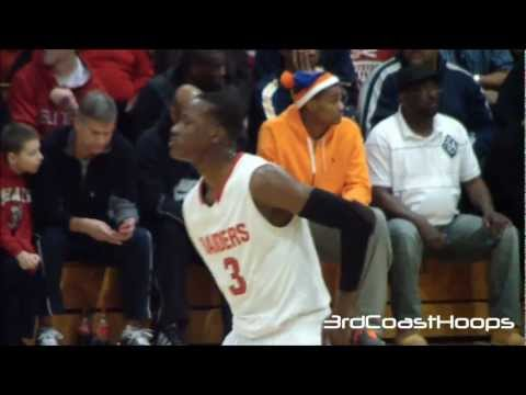 Terry Rozier Official 2011-2012 3CH Mixtape!!! Univ. Of Louisville Commit