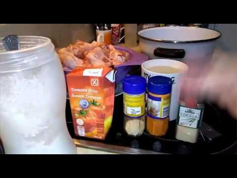 Muslitos de alas de pollo en salsa super f cil youtube - Muslitos de pollo ...